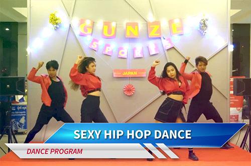 Sexy Hip-Hop Dance